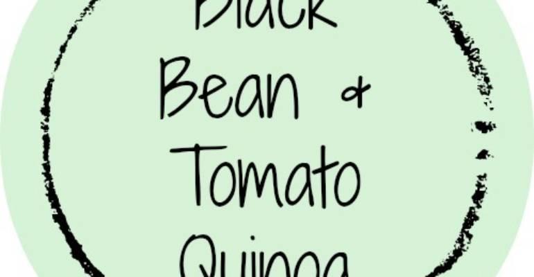 Black Beans with Quinoa