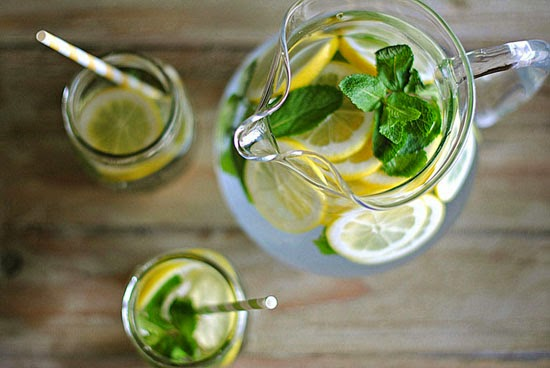 Detox-Water-with-Lemon-Lime-Cucumber-Mint