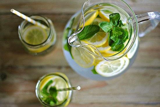 Detox-Water-with-Lemon-Lime-Cucumber-Mint