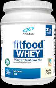 fitfood whey