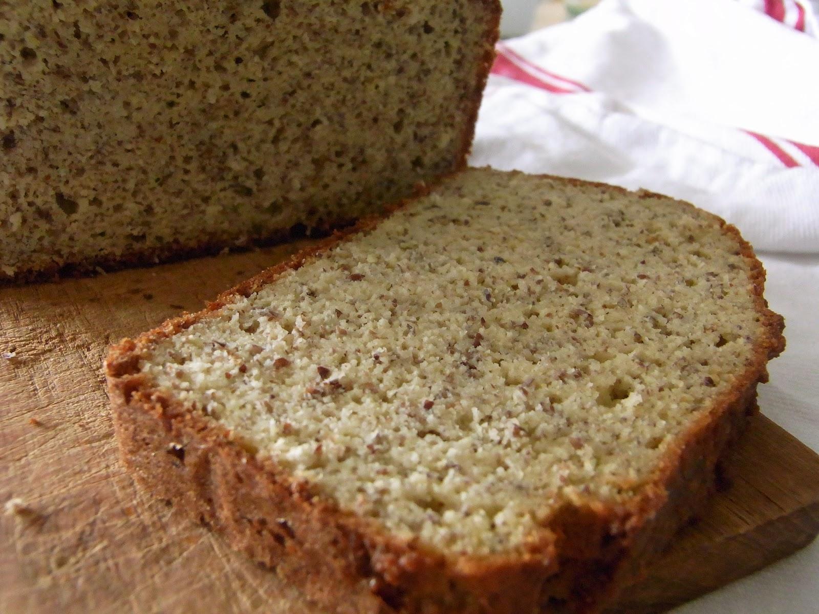 Super Easy Herb Almond Bread Cindy Dupuie Orange