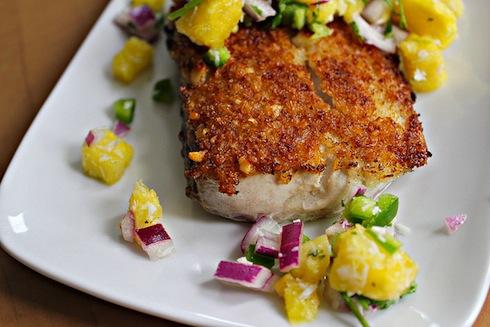 macadamia fish
