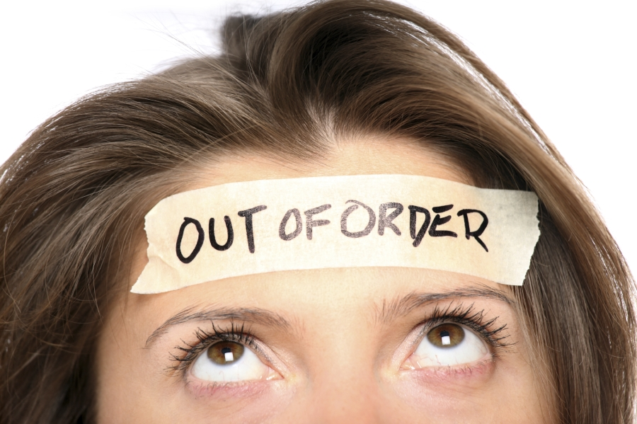 out-of-order-woman